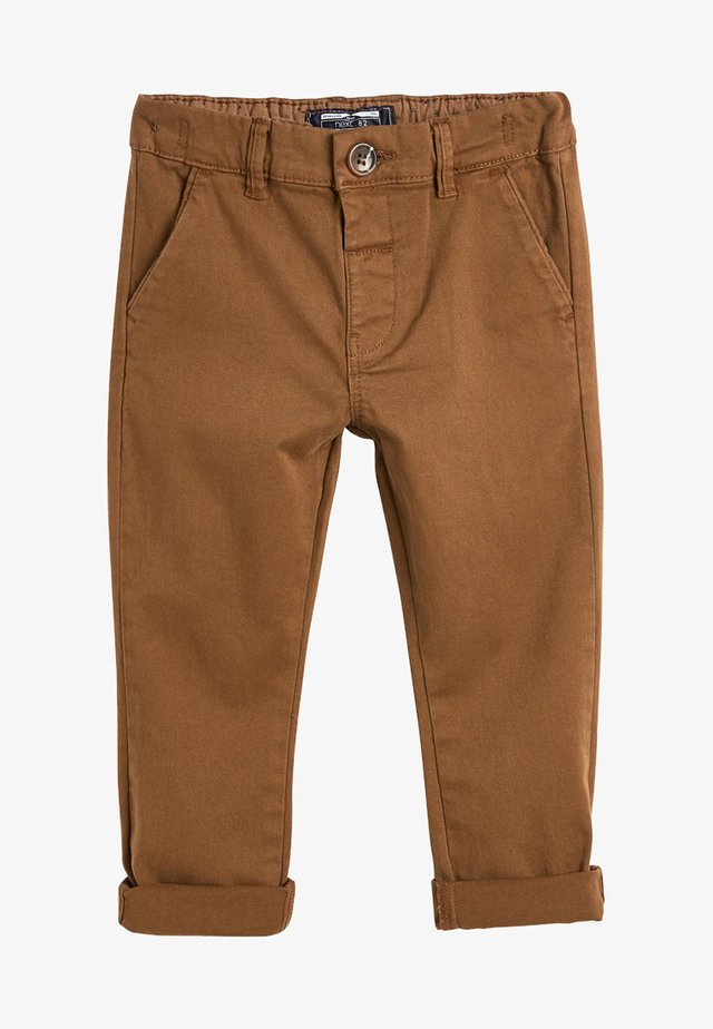 GINGER - Broek - brown