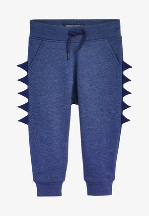 DINO SPIKE - Tracksuit bottoms - blue