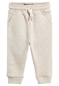 Next - 3PACK - Tracksuit bottoms - beige - 4