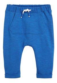 Next - 3 PACK JOGGERS (0MTHS-2YRS) - Pantaloni sportivi - blue - 2
