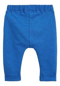 Next - 3 PACK JOGGERS (0MTHS-2YRS) - Pantaloni sportivi - blue - 4
