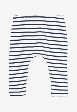 BLUE 3 PACK DINOSAUR LEGGINGS (0MTHS-3YRS) - Legging - blue