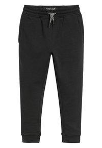 Next - MULTI BLACK SLIM FIT 3 PACK JOGGERS (3-16YRS) - Teplákové kalhoty - blue - 4
