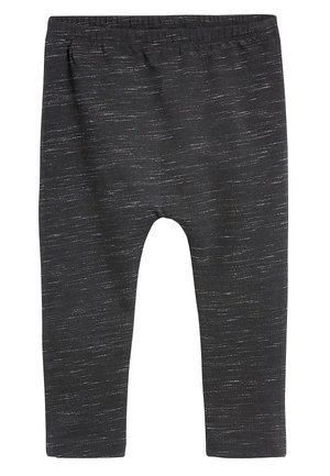 BLACK TEXTURED LEGGINGS (3MTHS-7YRS) - Legging - black
