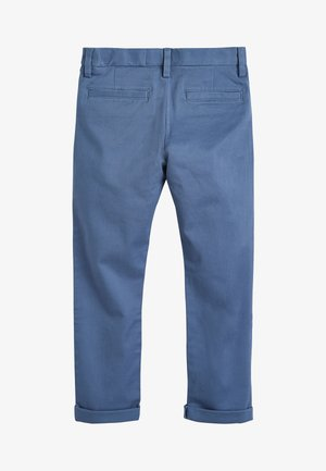 BLUE CHINO TROUSERS (3-16YRS) - Broek - blue