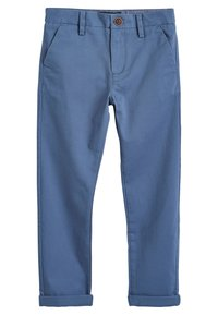 Next - BLUE CHINO TROUSERS (3-16YRS) - Kalhoty - blue - 0
