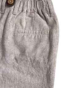 Next - STONE FORMAL TROUSERS WITH BRACES (3MTHS-7YRS) - Kalhoty - off-white - 3