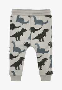 Next - GREY DINO JOGGERS (3MTHS-7YRS) - Tracksuit bottoms - grey - 1