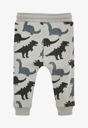 GREY DINO JOGGERS (3MTHS-7YRS) - Tracksuit bottoms - grey