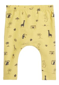 Next - MULTI 3 PACK CHARACTER STRETCH LEGGINGS (0MTHS-2YRS) - Leggings - yellow - 3
