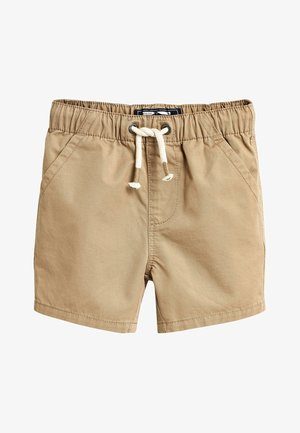 PULL-ON  - Shorts - beige