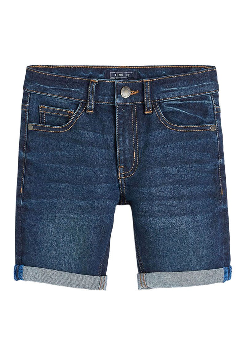 Next - Shorts vaqueros - blue