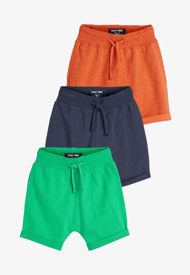 Next - THREE PACK - Shorts - green