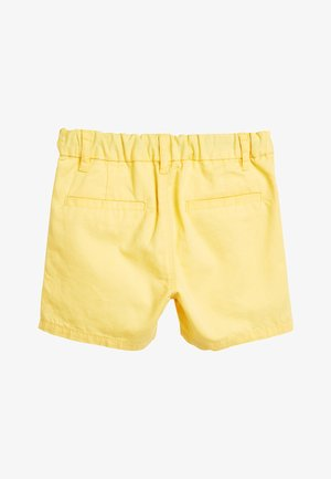 NAVY CHINO SHORTS (3MTHS-7YRS) - Shortsit - yellow