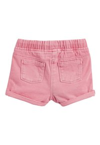 Next - Shorts di jeans - pink - 1