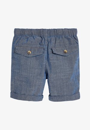 Short - blue denim