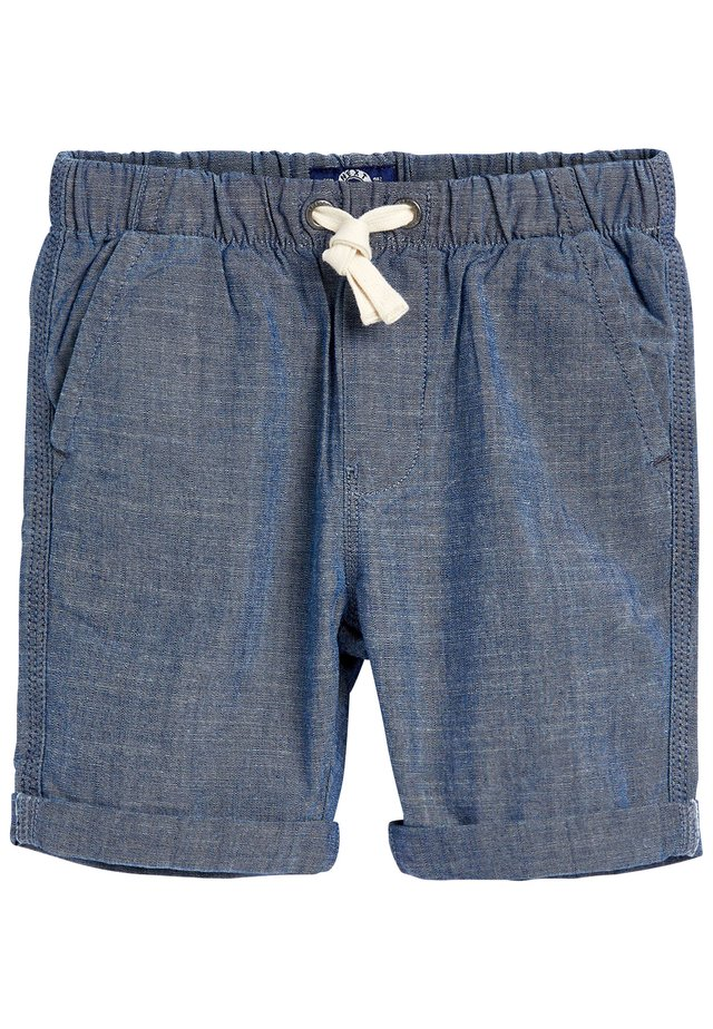 Shorts - blue denim