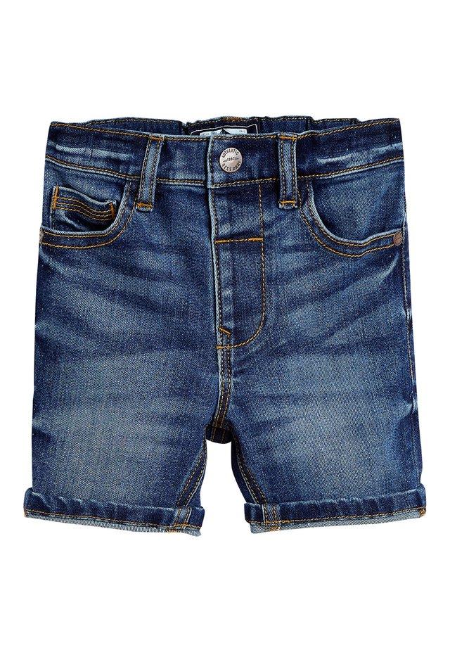 BLUE DENIM SHORTS (3MTHS-7YRS) - Shorts di jeans - blue