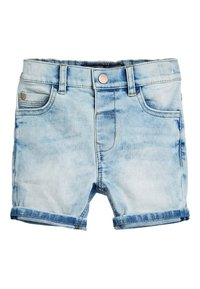 Next - BLUE DENIM SHORTS (3MTHS-7YRS) - Shorts vaqueros - light blue - 0