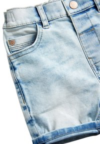 Next - BLUE DENIM SHORTS (3MTHS-7YRS) - Shorts vaqueros - light blue - 2