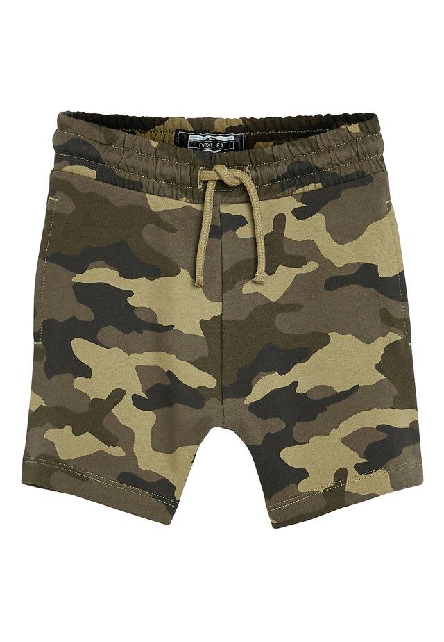 CAMOUFLAGE SHORTS (3MTHS-7YRS) - Shorts - green