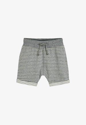 STRIPE/PLAIN 3 PACK SHORTS (3MTHS-7YRS) - Shorts - blue
