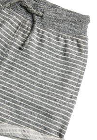 Next - STRIPE/PLAIN 3 PACK SHORTS (3MTHS-7YRS) - Shorts - blue - 5