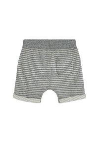 Next - STRIPE/PLAIN 3 PACK SHORTS (3MTHS-7YRS) - Shorts - blue - 4