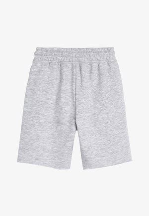 BLUE RAW EDGE SHORTS (3-16YRS) - Shorts - grey