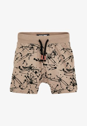 3 PACK - Shorts - beige