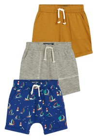 Next - MULTI 3 PACK - Shorts - blue - 0