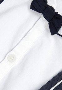 Next - Kalhoty - dark blue/white - 3