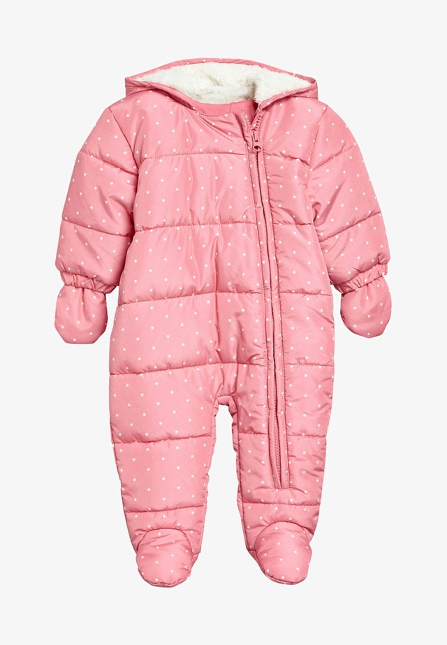 SPOT ALL-IN-ONE  - Skioverall / Skidragter - pink