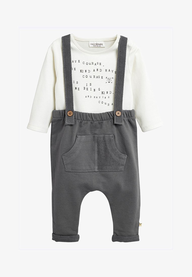 Next - Overall / Jumpsuit /Buksedragter - gray