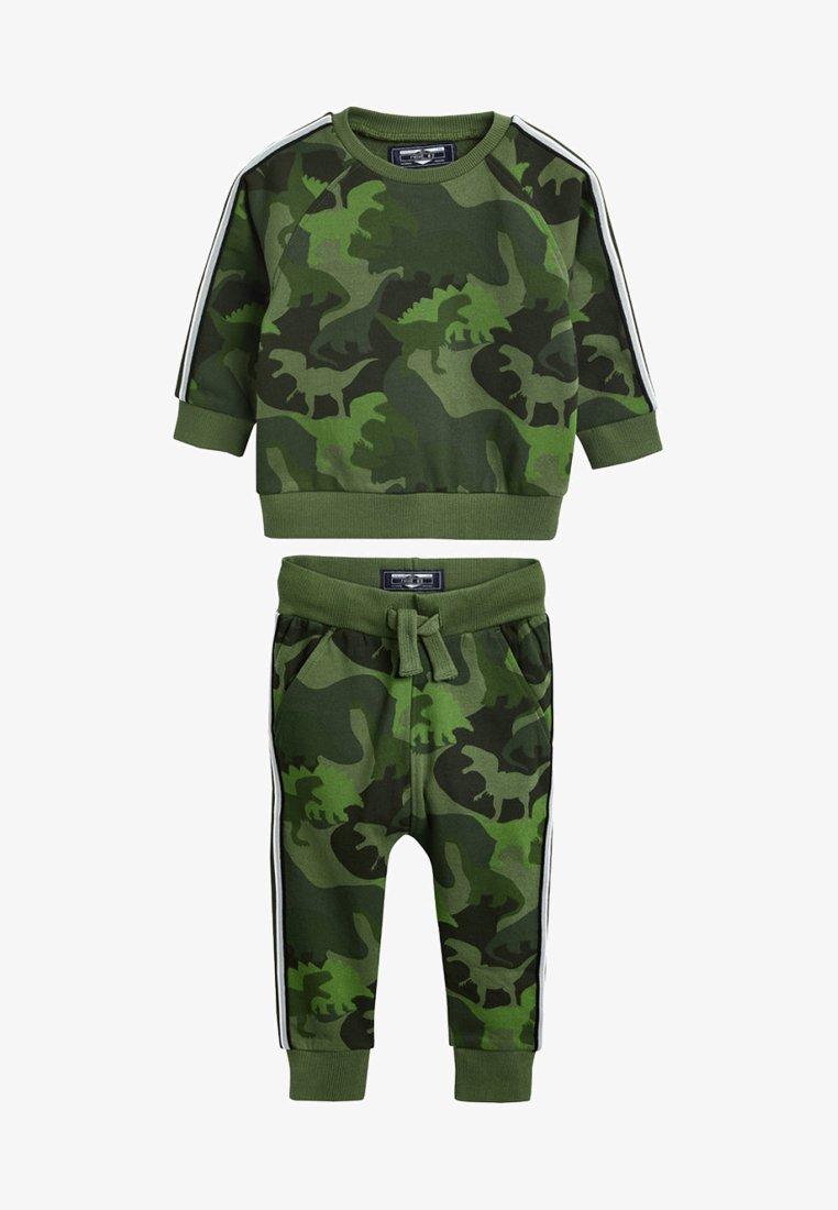 Next - set - Sweatshirts - green