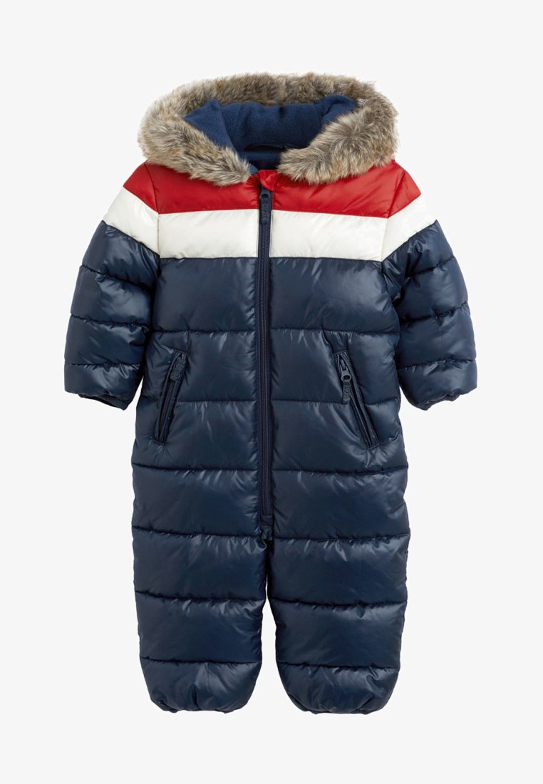 Next - Snowsuit - blue