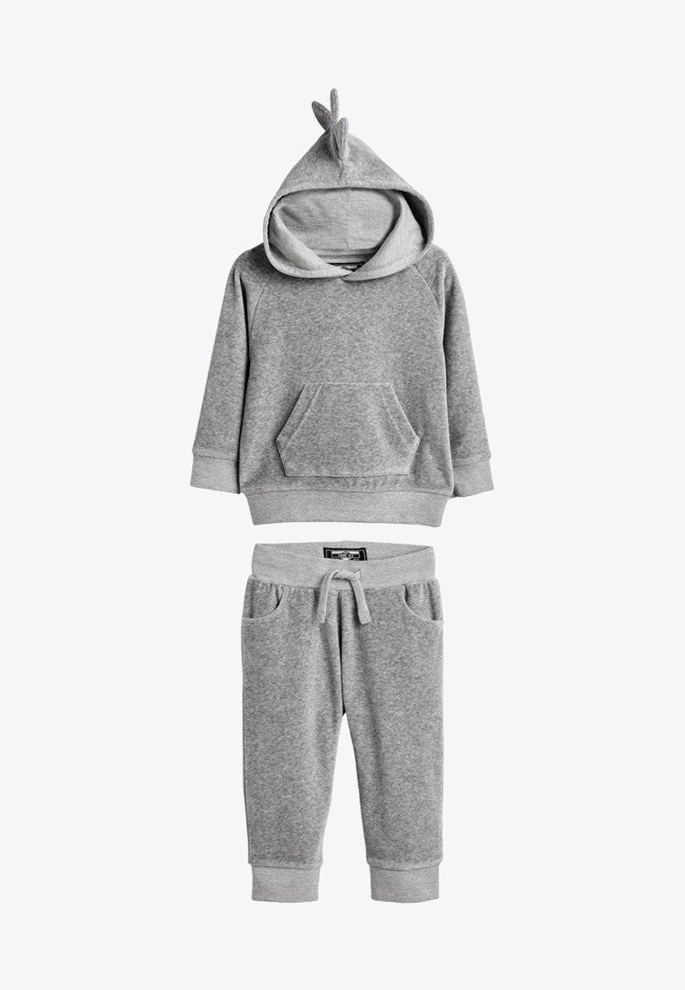 Next - SET - Hoodie - grey