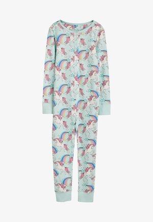 AQUA UNICORN  - Pyjamas - blue