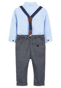 Next - SET - Pantalon classique - blue - 1