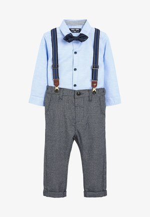 SET - Trousers - blue