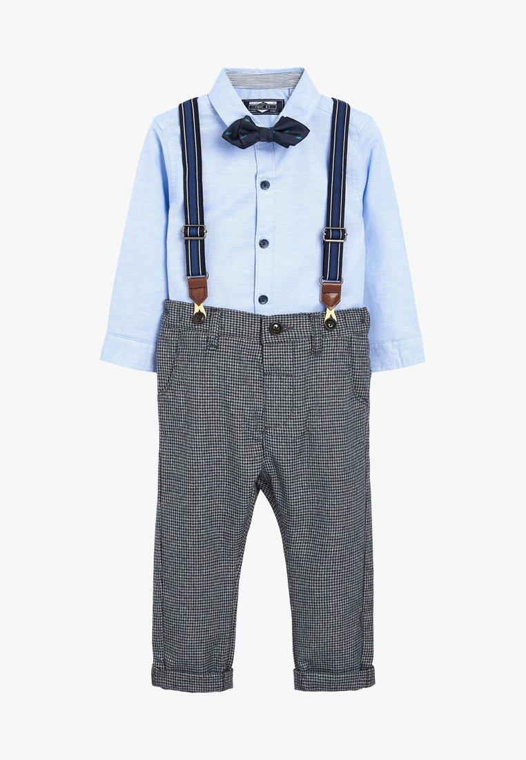 Next - SET - Pantalon classique - blue