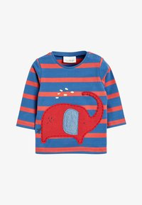 Next - RED ELEPHANT T-SHIRT AND JOGGERS TWO PIECE SET (0MTHS-2YRS) - Tracksuit bottoms - red - 1