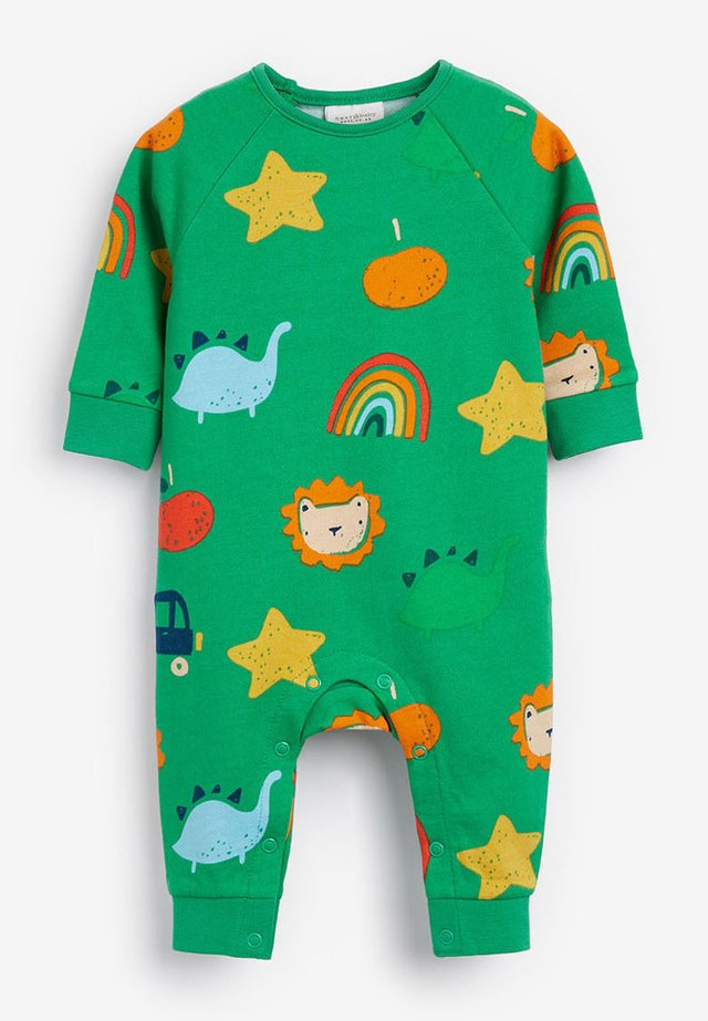 CHARACTER PRINTED ROMPER (0MTHS-2YRS) - Jumpsuit - green