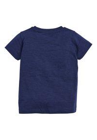 Next - BLUE SET SAIL T-SHIRT AND SHORTS SET (3MTHS-7YRS) - Shorts - blue - 2