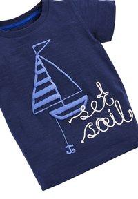 Next - BLUE SET SAIL T-SHIRT AND SHORTS SET (3MTHS-7YRS) - Shorts - blue - 5