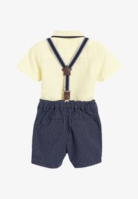 Next - SET  - Shorts - yellow - 1
