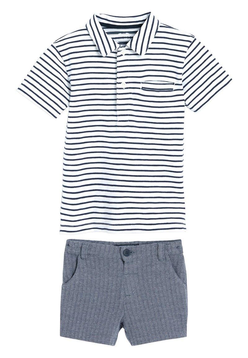 Next - SET - Shorts - white