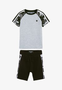 Next - SET - Shorts - black - 0