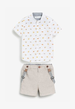 SET - Shorts - beige