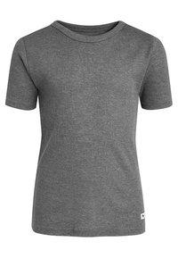 Next - THREE PACK - T-shirt basic - white - 4